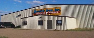 Burdick Bros. Inc. Shop